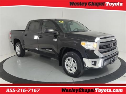 Certified Pre-Owned 2015 Toyota Tundra DLX