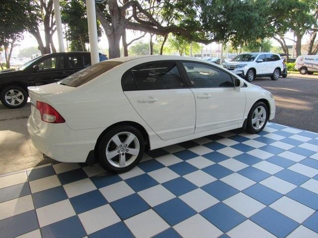 Pre-Owned 2010 Honda Civic 4dr Auto LX-S