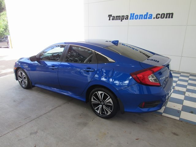 Pre-Owned 2016 Honda Civic EX-L