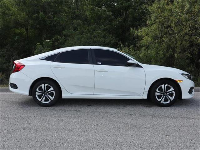 Pre-Owned 2018 Honda Civic LX CVT