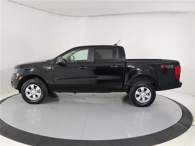 Pre-Owned 2019 Ford Ranger XLT 4WD SuperCrew 5' Box