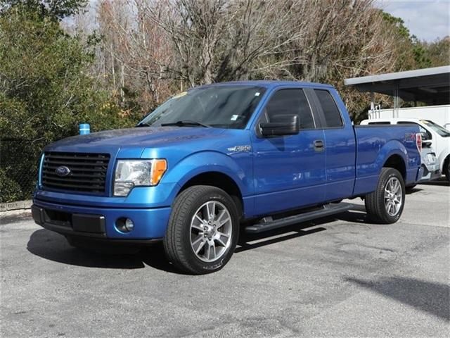 Pre-Owned 2014 Ford F-150 2WD SuperCab 145 STX