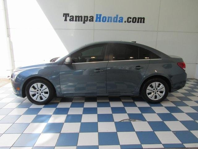 Pre-Owned 2012 Chevrolet Cruze 4dr Sdn LS