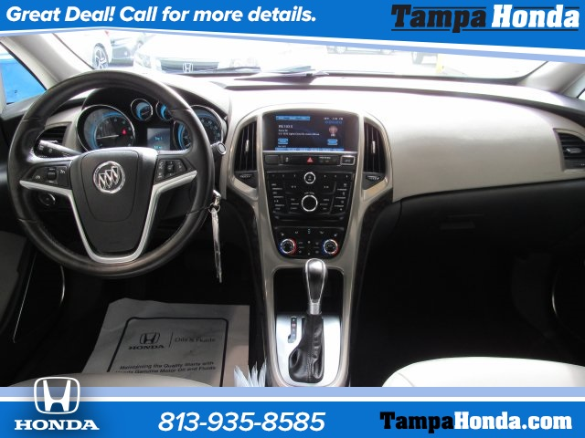 PreOwned Buick Verano Sport Touring D Sedan In Wesley - Buick wesley chapel