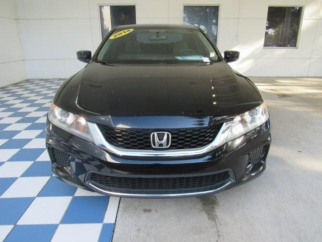 Pre-Owned 2014 Honda Accord 2dr I4 CVT LX-S