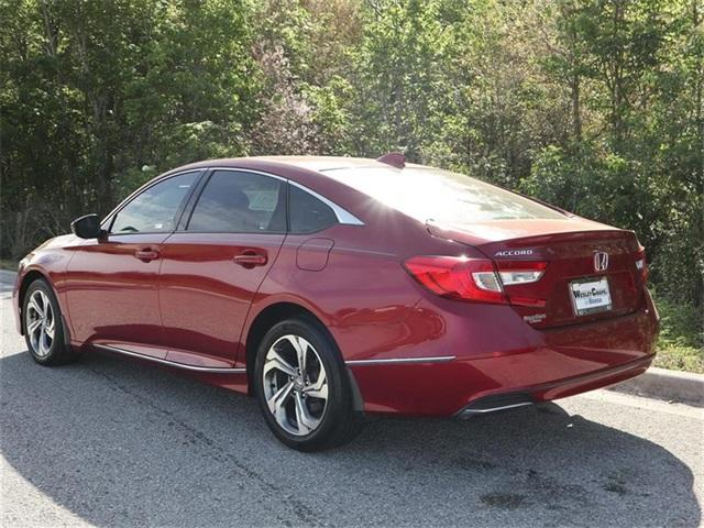 Pre-Owned 2018 Honda Accord EX-L 1.5T CVT