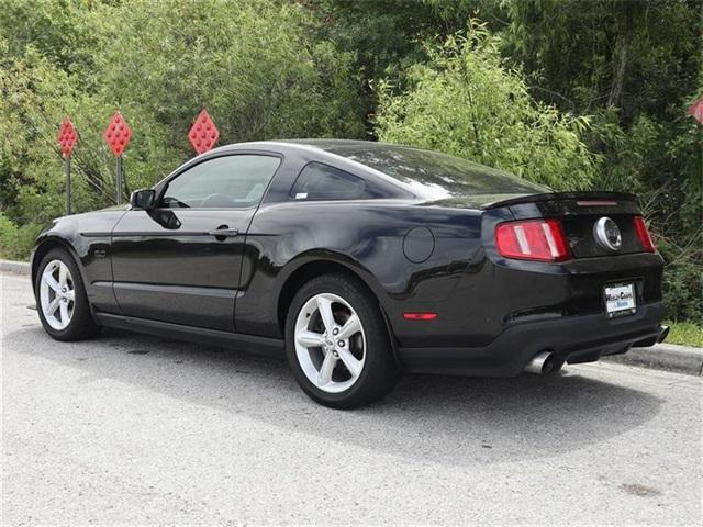 Pre-Owned 2011 Ford Mustang 2dr Cpe GT