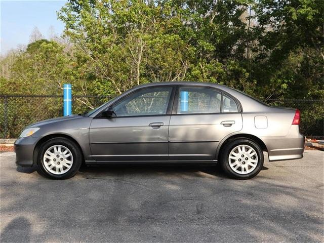 Pre-Owned 2004 Honda Civic 4dr Sdn LX Auto
