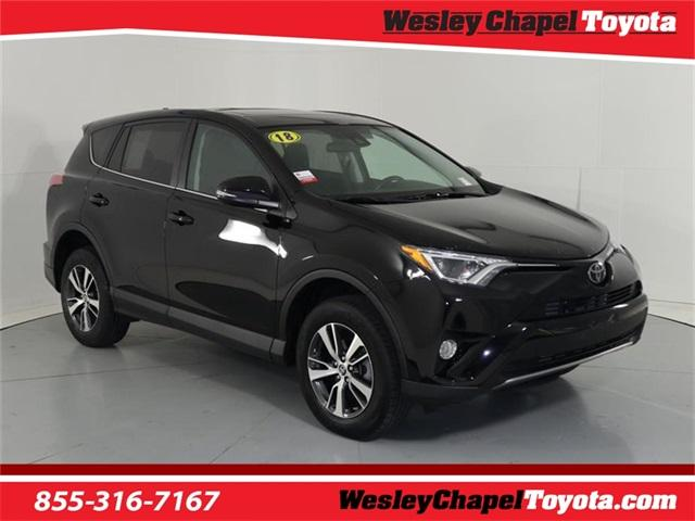 Certified Pre-Owned 2018 Toyota RAV4 XLE AWD