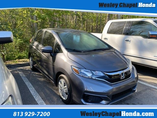 Pre-Owned 2020 Honda Fit LX CVT