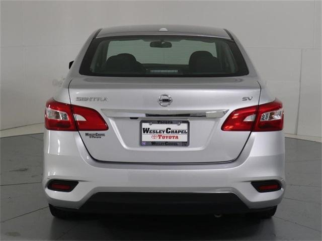 Pre-Owned 2019 Nissan Sentra SV CVT *Ltd Avail*