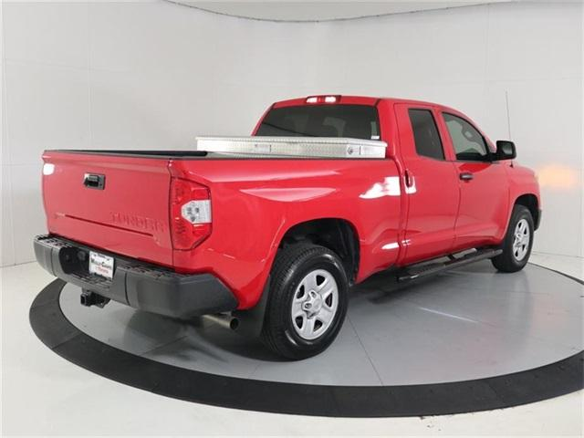 Certified Pre-Owned 2015 Toyota Tundra Double Cab 4.6L V8 6-Spd AT SR