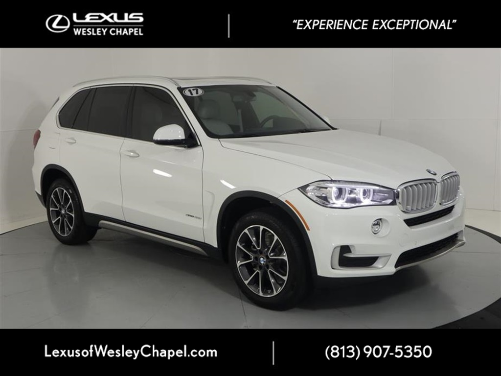 Pre-Owned 2017 BMW X5 sDrive35i