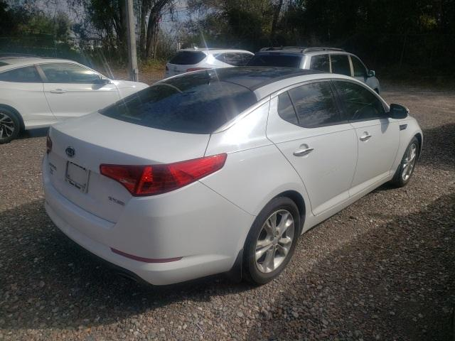 Pre-Owned 2012 Kia Optima 4dr Sdn 2.4L Auto EX