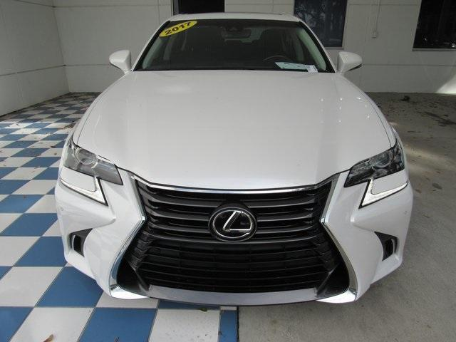 Pre-Owned 2017 Lexus GS GS 350 RWD
