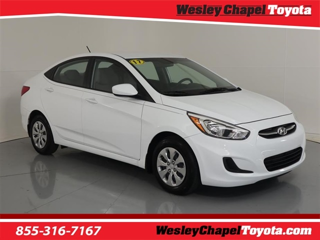 High Quality Pre Owned 2017 Hyundai Accent SE