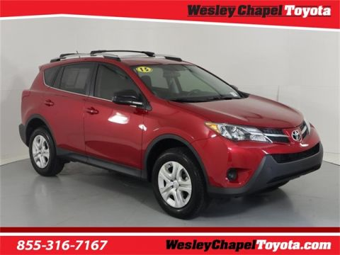 Certified Pre-Owned 2015 Toyota RAV4 BSE