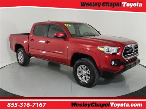 Certified Pre Owned 2017 Toyota Tacoma Sr5